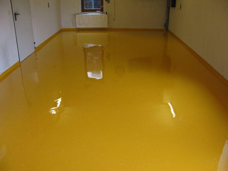 Fußboden Garage ~ Bbs systems fugenlose abdichtung mit flüssigkunststoffen und